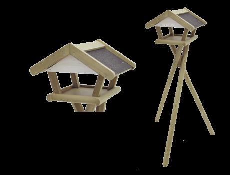 Voederhuizen Tuinvogels