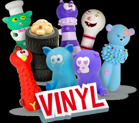 Vinyl Speelgoed